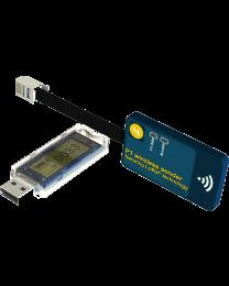 Wireless P1 port reader